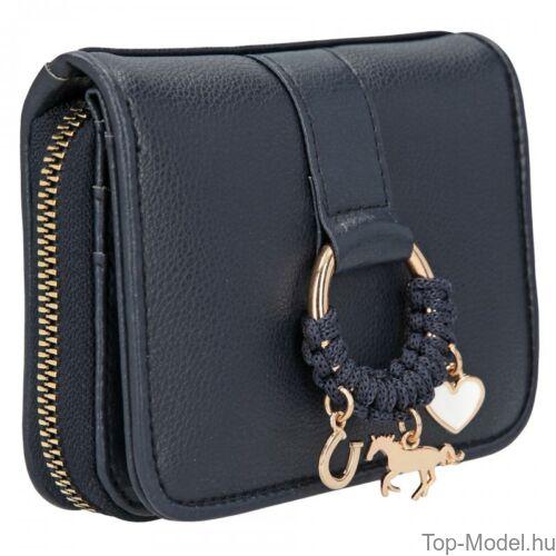 Kép 3/4 - Miss Melody pénztárca Blue