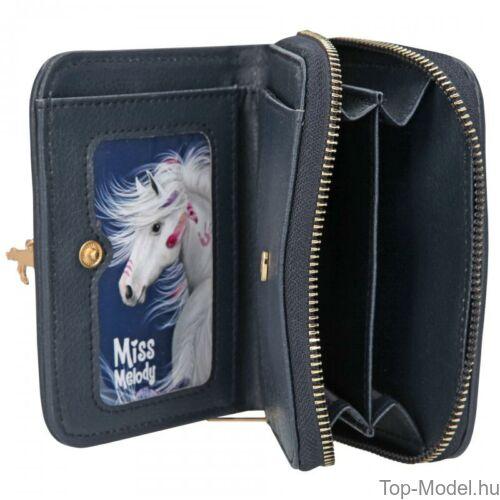 Kép 4/4 - Miss Melody pénztárca Blue