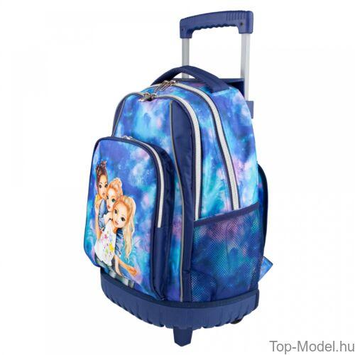 TOPModel gurulós iskolatáska Watercolor Blue
