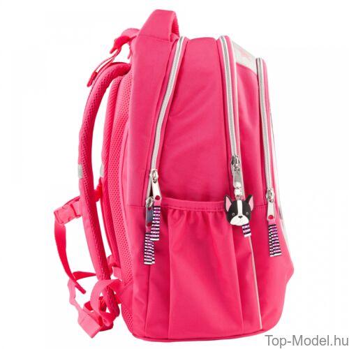 Kép 3/4 - TOPModel ergonomikus iskolatáska Friends Pink