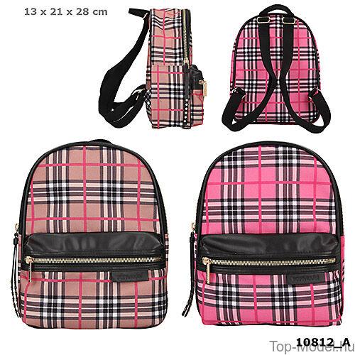 Kép 1/6 - TOPModel hátizsák kicsi, rózsaszín