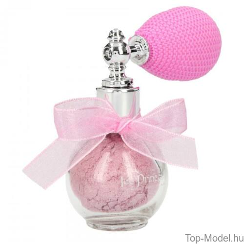TOPModel rózsaszín csillámos testpor iceprincess