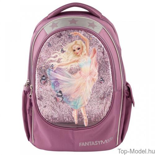 Kép 2/5 - Fantasy Model Ergonómikus Iskolatáska Ballett