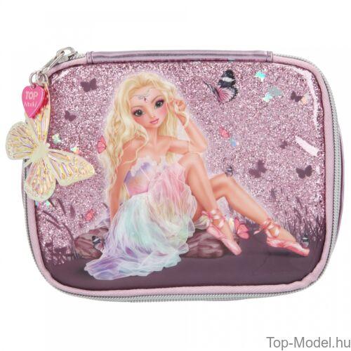 Kép 2/5 - Fantasy Model Kozmetikai táska tükörrel Ballet