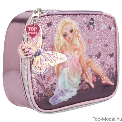 Kép 3/5 - Fantasy Model Kozmetikai táska tükörrel Ballet
