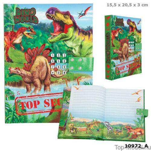 Kép 1/5 - Dino World titkos napló hanggal