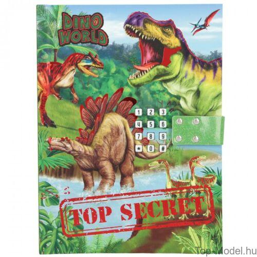 Kép 2/5 - Dino World titkos napló hanggal