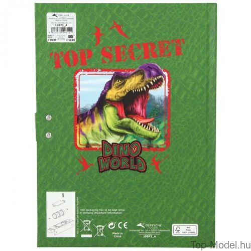 Kép 5/5 - Dino World titkos napló hanggal