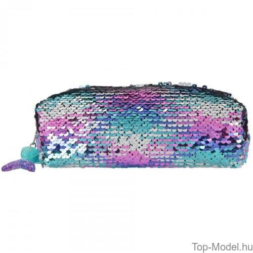 Kép 2/4 - Fantasy Model Hengertolltartó flitteres sequins  MERMAID