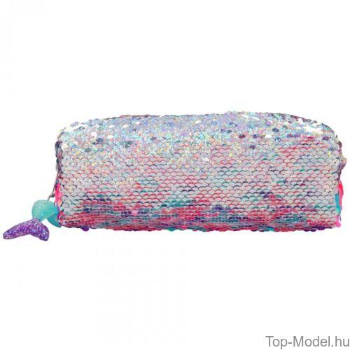 Kép 3/4 - Fantasy Model hengertolltartó sequins mermaid