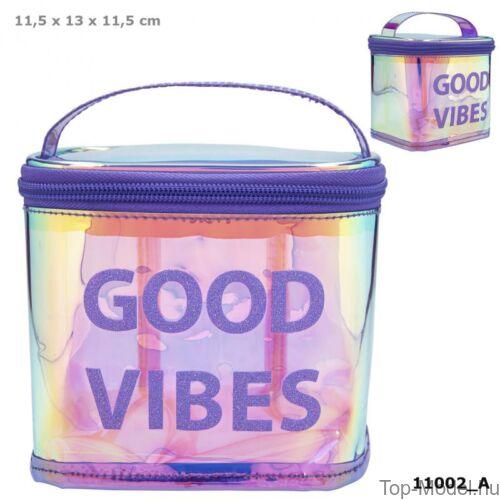 Kép 1/3 - TOPModel kozmetikai táska HOLO Purple