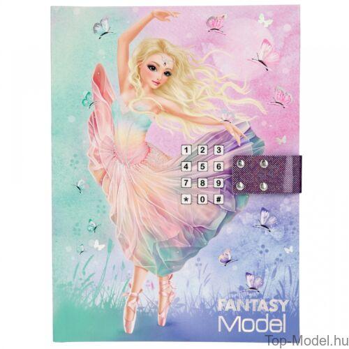 Fantasy Model Titkos napló hanggal és kóddal
