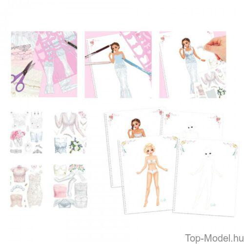TOPModel esküvői ruhatervező