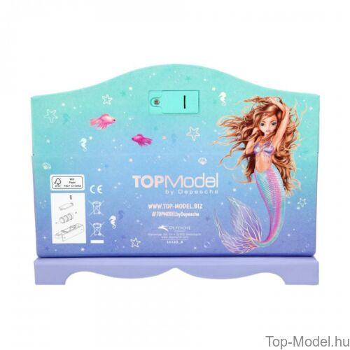 Kép 5/6 - Fantasy Model világító ékszerdoboz Mermaid