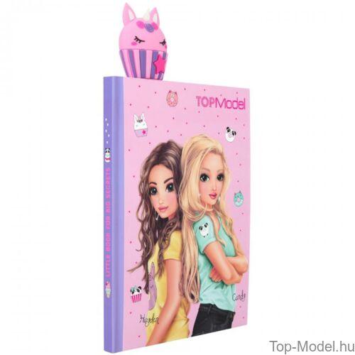 Kép 3/6 - TOPModel Titkos Könyv CANDY CAKE