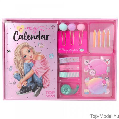 Kép 2/8 - TOPModel Készítsd el naptáradat CANDY CAKE