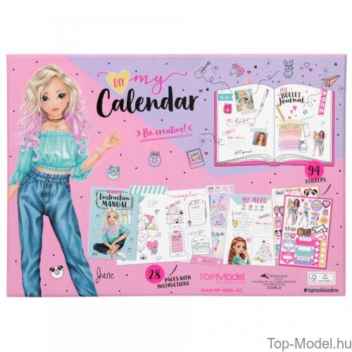 Kép 3/8 - TOPModel Készítsd el naptáradat CANDY CAKE
