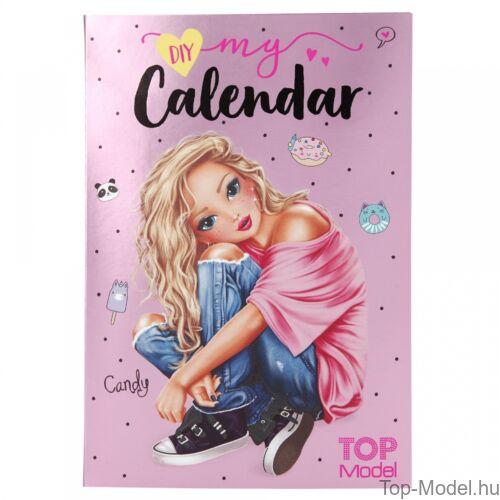 Kép 4/8 - TOPModel Készítsd el naptáradat CANDY CAKE