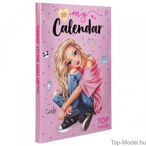 Kép 5/8 - TOPModel Készítsd el naptáradat CANDY CAKE