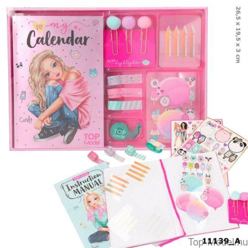 Kép 1/8 - TOPModel Készítsd el naptáradat CANDY CAKE