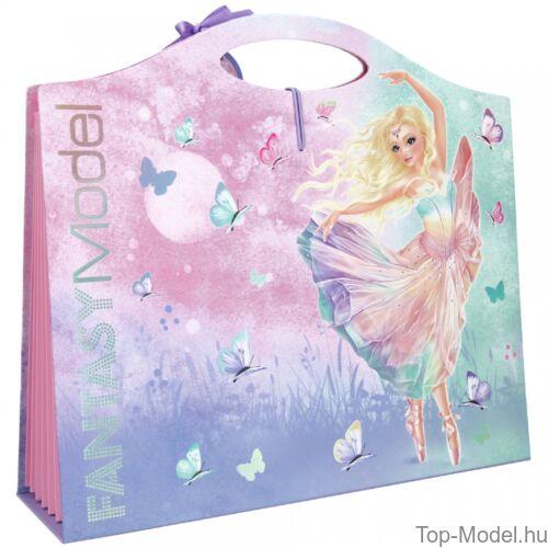Kép 3/4 - Fantasy Model rajzgyűjtő album BALETT