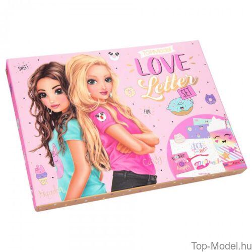Kép 3/6 - TOPModel szerelmes levél szett CANDY CAKE