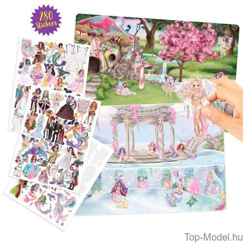 Fantasy Model Matricavilág Matricás tervező