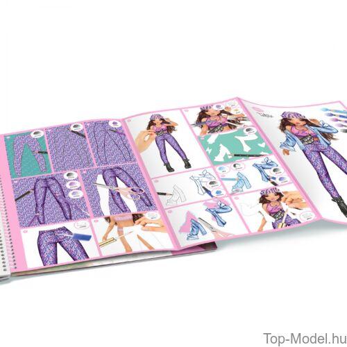 Kép 2/4 - TOPModel Special Design Ruhatervezőkönyv
