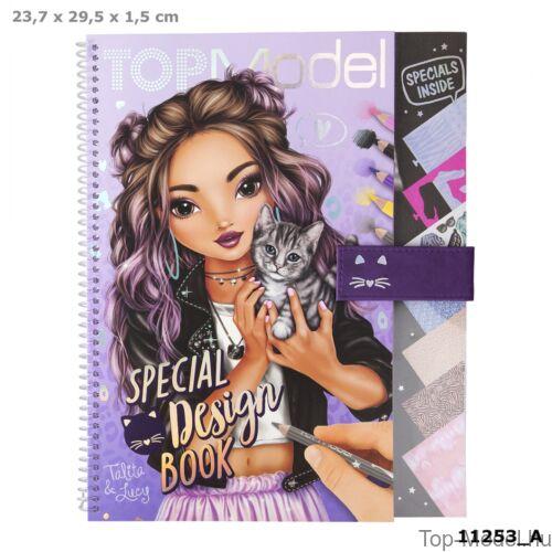 Kép 1/4 - TOPModel Special Design Ruhatervezőkönyv