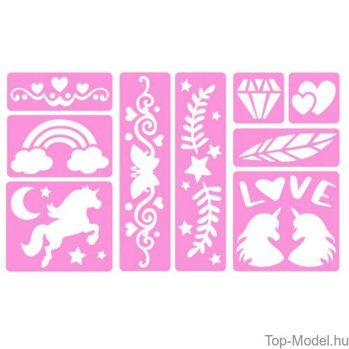 Kép 3/4 - Ylvi & Minimoomis Csillámos Tetováló Toll