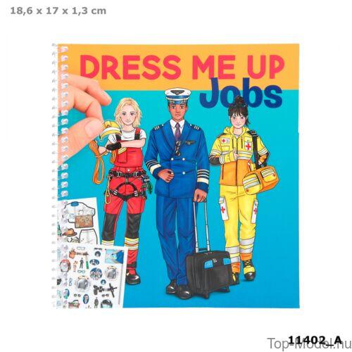Kép 1/7 - Dress Me Up Jobs