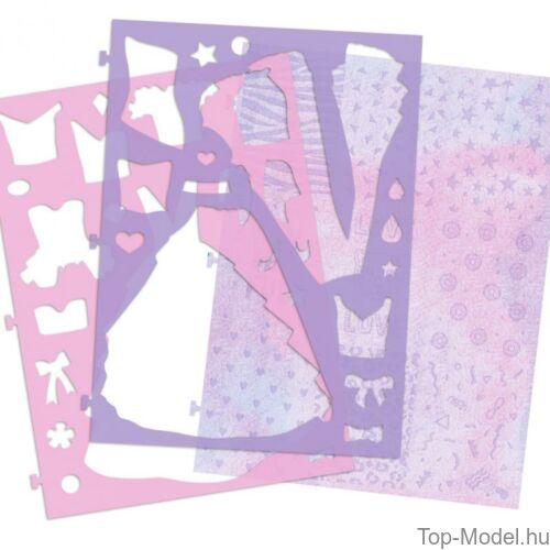 Kép 5/8 - TOPModel Glamour speciális ruhatervező