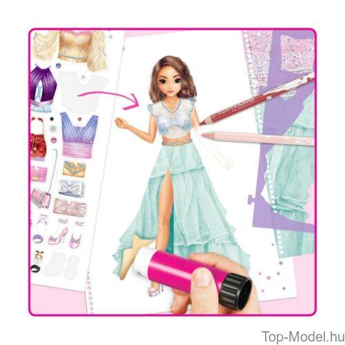 Kép 7/8 - TOPModel Glamour speciális ruhatervező