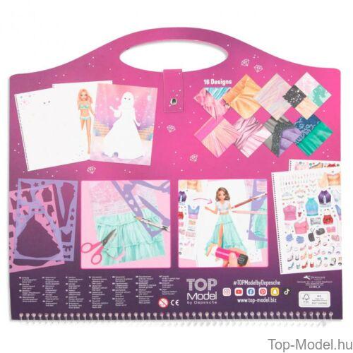 Kép 8/8 - TOPModel Glamour speciális ruhatervező