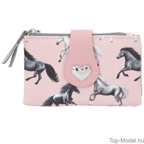 Kép 2/5 - Miss Melody Pénztárca LOVLEY HORSES