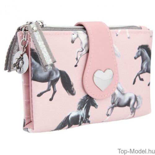 Kép 3/5 - Miss Melody Pénztárca LOVLEY HORSES