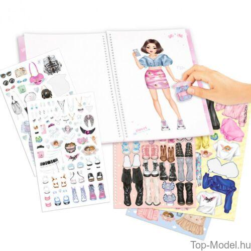 Kép 2/8 - TOPModel Dress Me Up Matricás Tervező KITCHY ANGEL