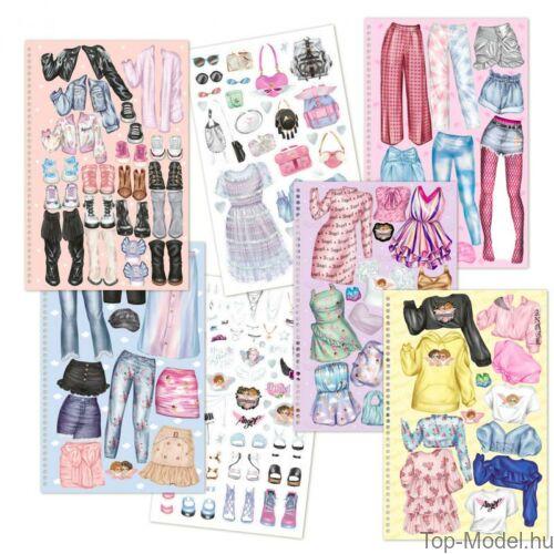 Kép 4/8 - TOPModel Dress Me Up Matricás Tervező KITCHY ANGEL