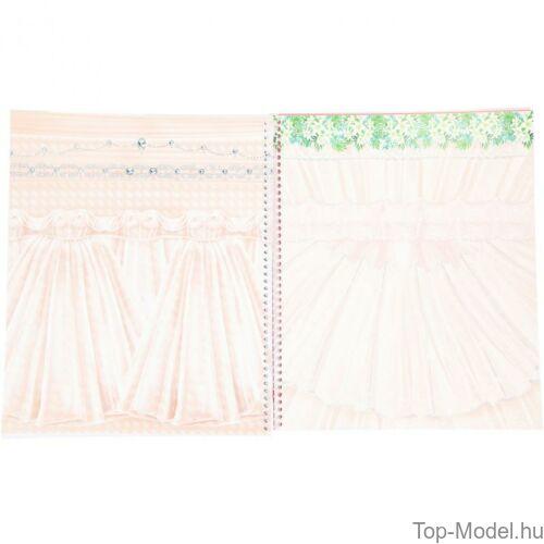 Kép 4/9 - TOPModel Esküvői Ruhatervező Könyv