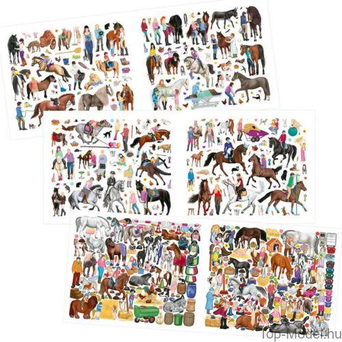 Kép 3/4 - Happy Horses Matricás Tervező