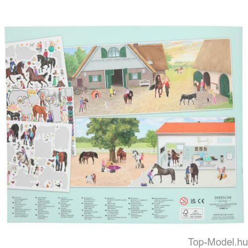 Kép 4/4 - Happy Horses Matricás Tervező