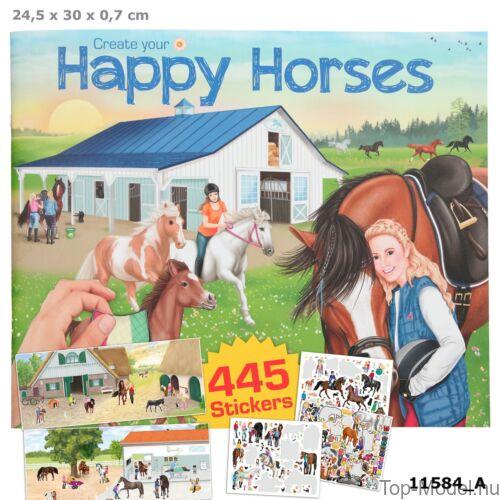 Kép 1/4 - Happy Horses Matricás Tervező