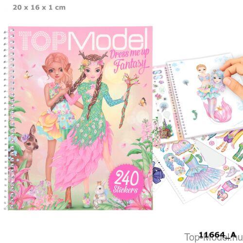Kép 1/6 - Fantasy Model Dress Me up tervező