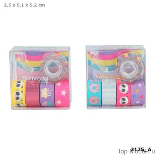 Kép 1/7 - TOPModel dekor ragasztó szalag, lila