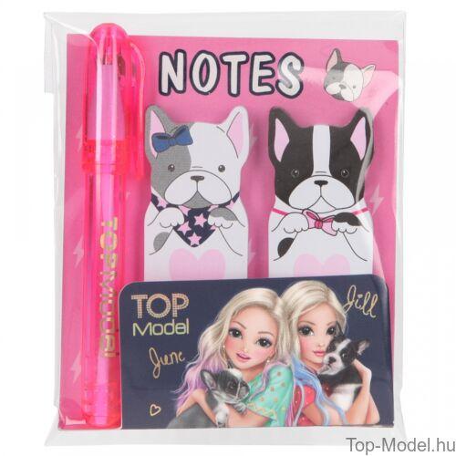 TOPModel mini posztit készlet tollal