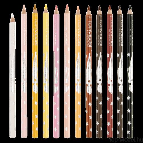 Kép 4/4 - TOPModel színesceruza haj, bőr, színekhez