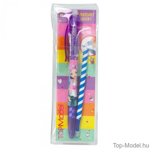 Kép 2/5 - TOPModel radírozható toll, lila