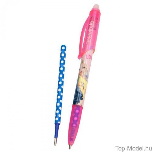 Kép 5/5 - TOPModel radírozható toll, lila