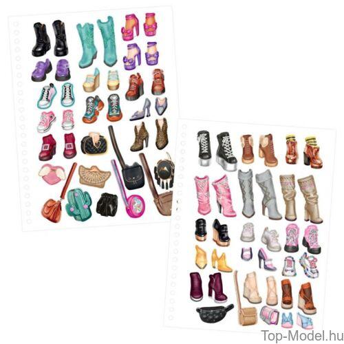 Kép 5/8 - TOPModel Fashion Doddle Könyv Zseléstollal