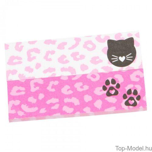 Kép 7/9 - TOPModel mini írószer doboz CAT, világos rózsaszín